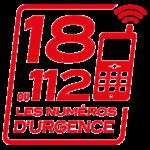 Logo 18 ou 112