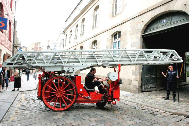 Echelle Sur Porteur Motorisé – ESPM (adaptée aux risques urbains)