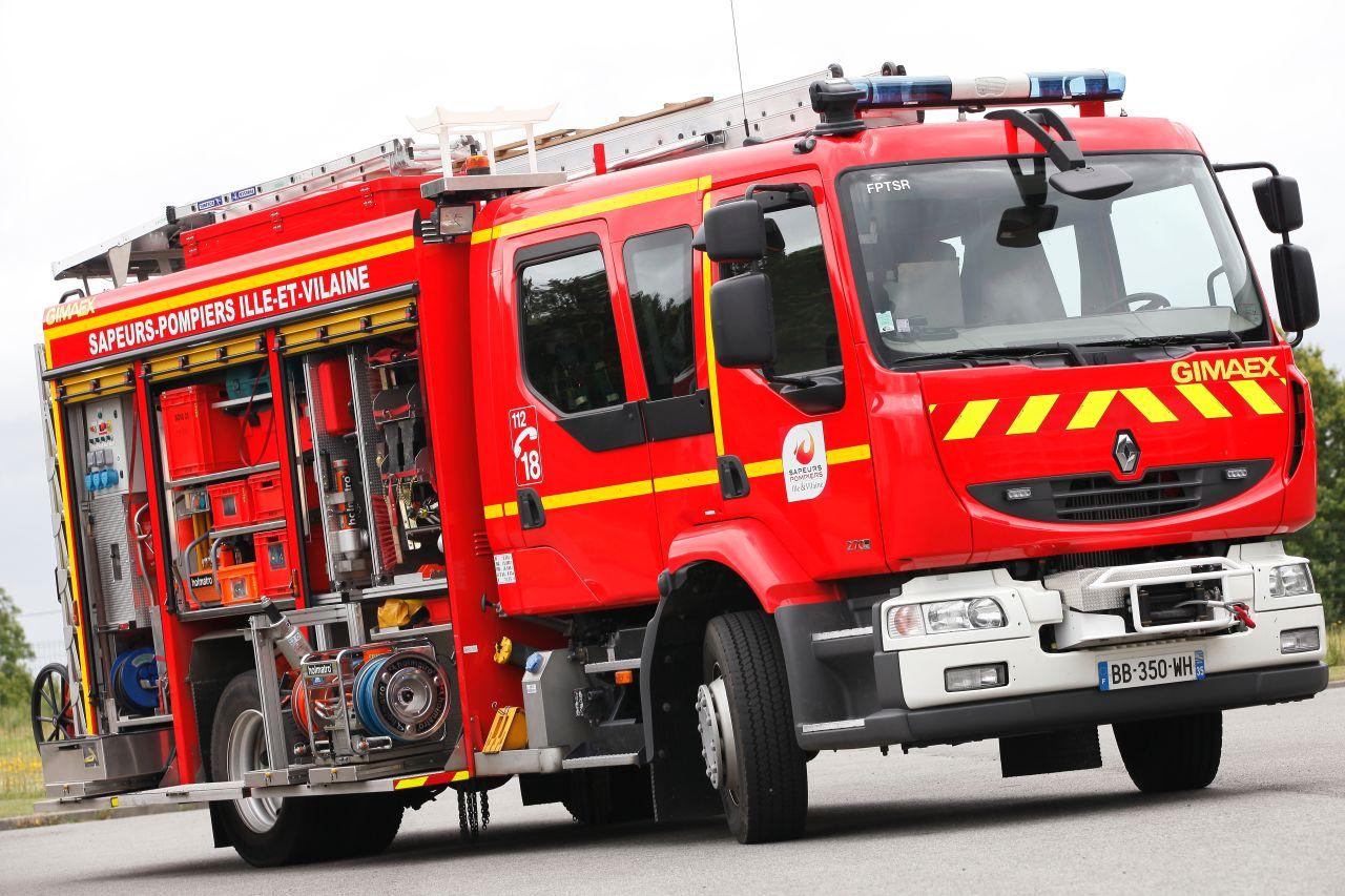 Fourgon Pompe Tonne Secours Routier - FPTSR (engin polyvalent incendie et secours routier)