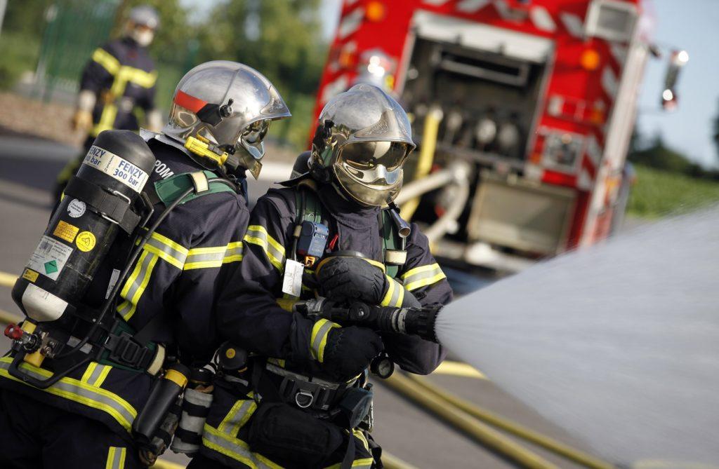 Souvent Devenir sapeur-pompier professionnel | SDIS 35 RV86
