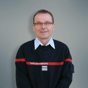 Colonel Louis-Marie Daoudal, Directeur départemental adjoint