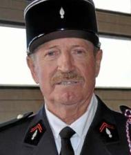 Jean-Pierre Pannetier - chef du CIS Servon-sur-Vilaine